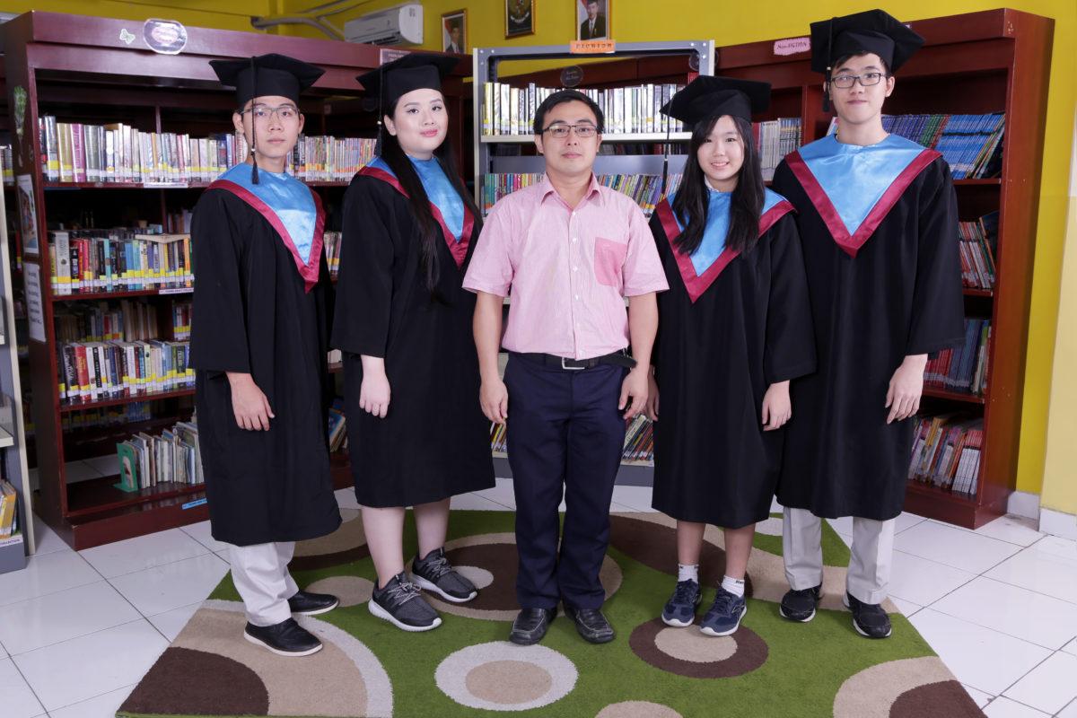 Raffles Christian School Kelapa Gading